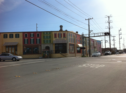 Downtown Watsonville in Santa Cruz County, a facility known for innovations in juvenile justice