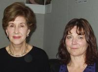 Margaret Schaefer and Delia MacDougall