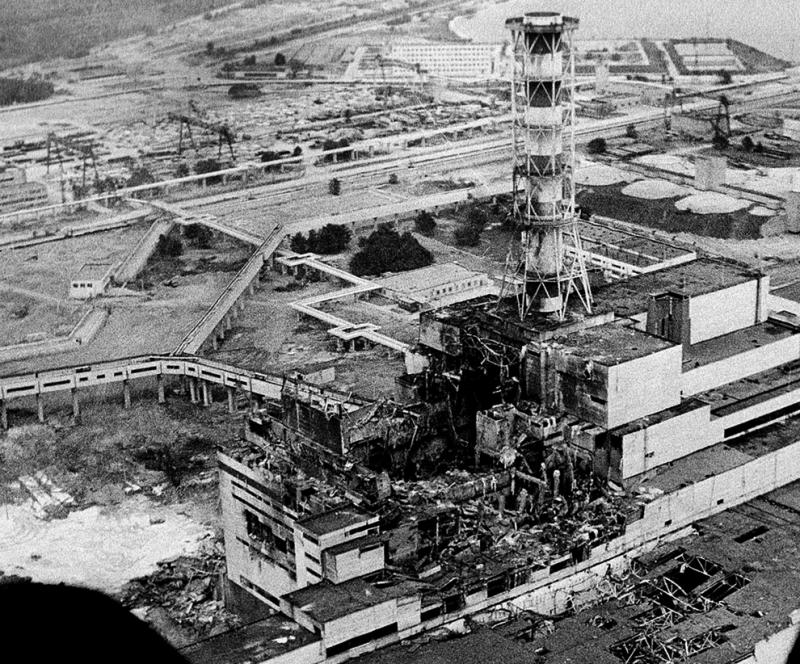 1986 - Chernobyl (highlighted story below)