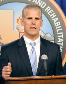 Matthew Cate, Secretary of the California Department of Corrections and Rehabilitation