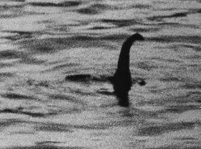 Loch Ness Monster (highlighted story below)