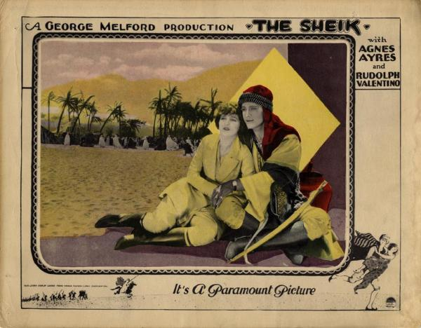 1921 - The Sheik (highlighted story below)