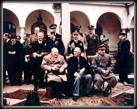 1943 - Tehran (highlighted story below)