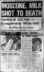 1978 - Assassinations at SF City Hall (highlighted story below)