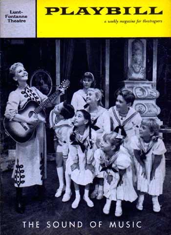 1959 - The Sound Of Music (highlighted story below)