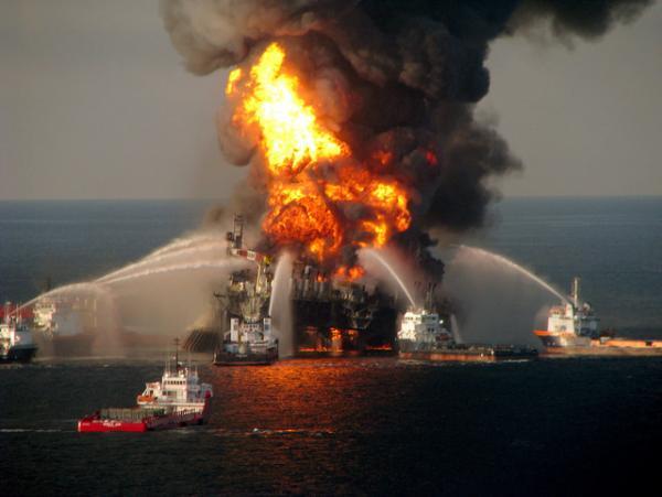 BP's Deepwater Horizon rig