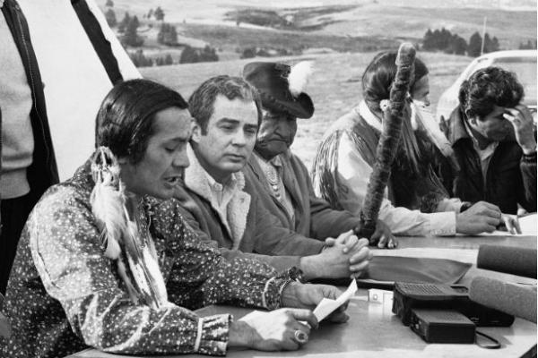 1973 - Wounded Knee