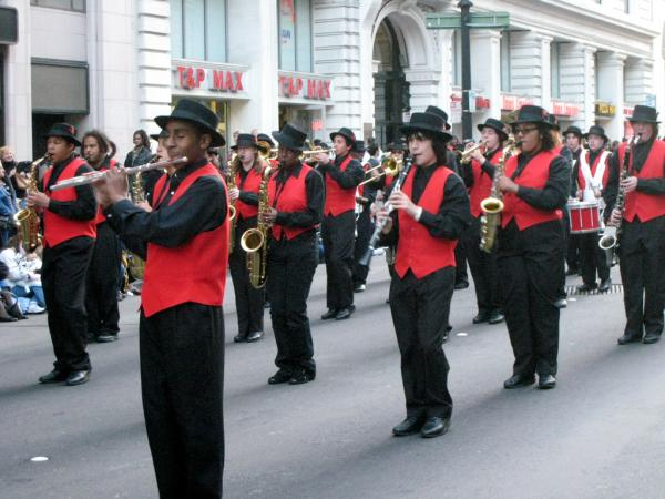 Skyline High School Marching Band