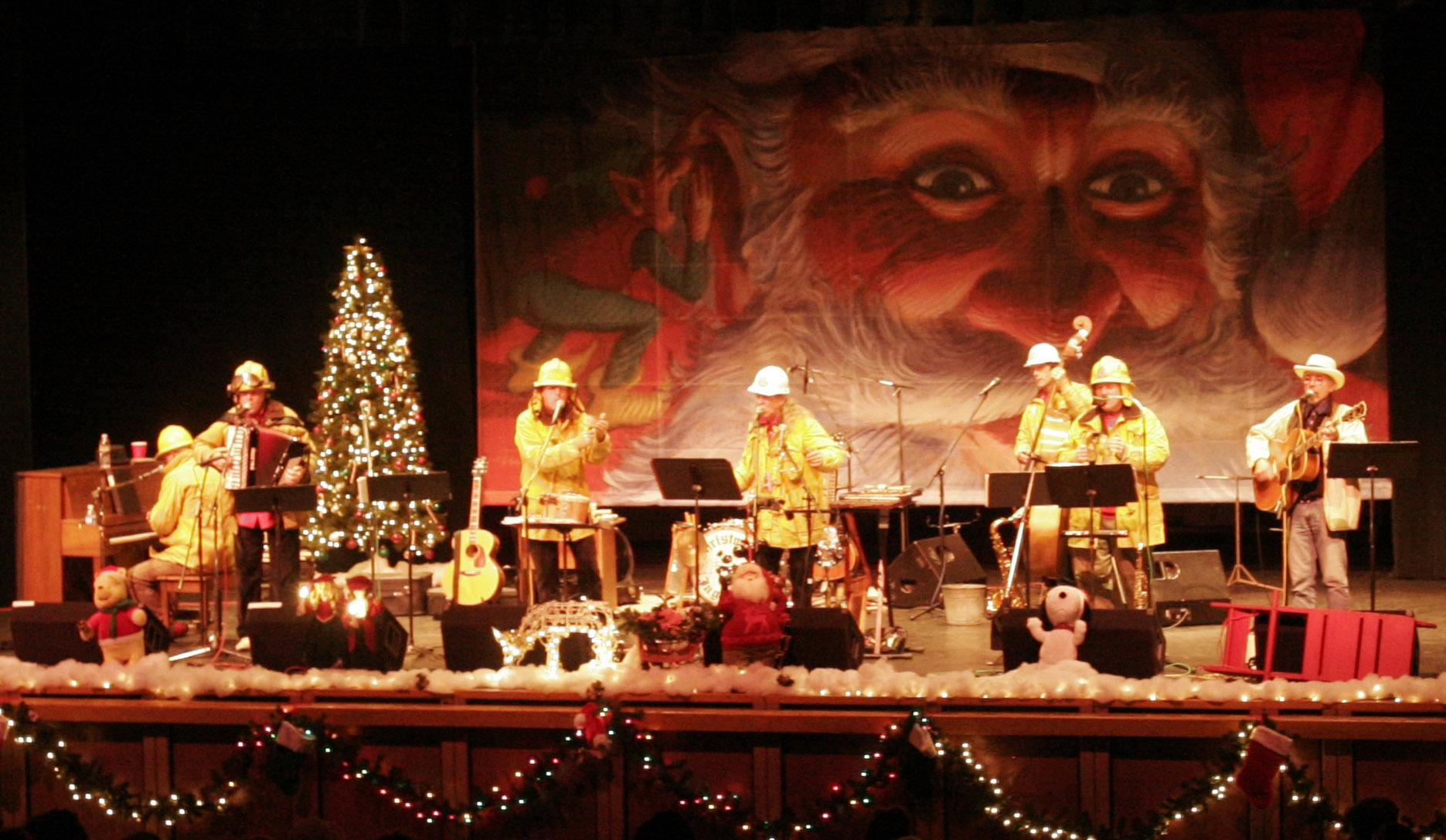 Local music: Christmas Jug Band | KALW