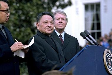 President Carter's Iran relations