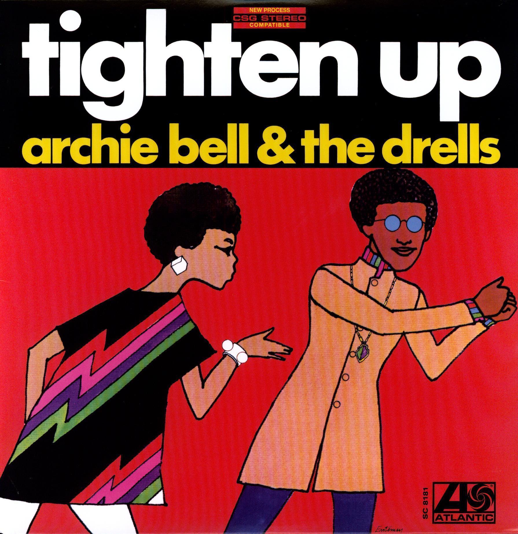 Archie Bell The Drells Do The Choo Choo