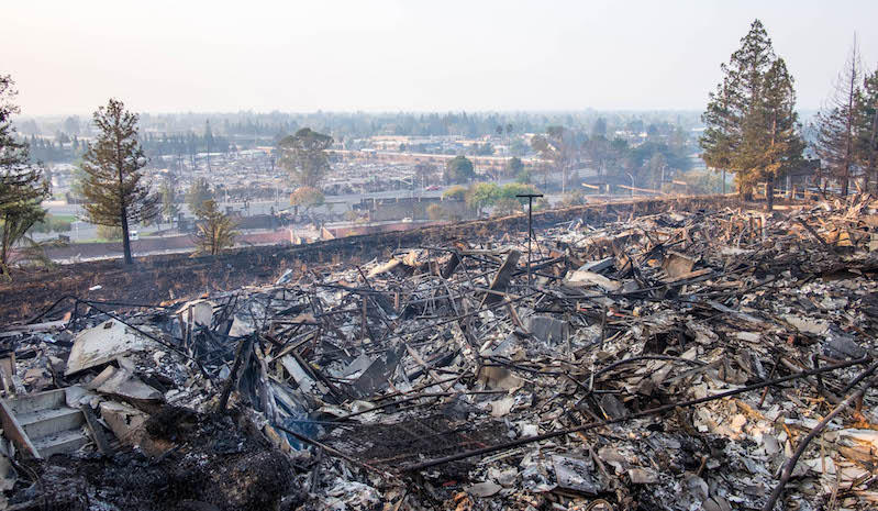 What are the long term health effects of wildfire smoke - How long do modular homes last ...