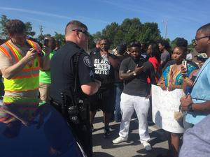 Understanding What's Next:  Black Arkansans and Police Share Concerns Over Violence