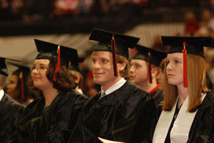 Fall Commencement at A-State is Saturday