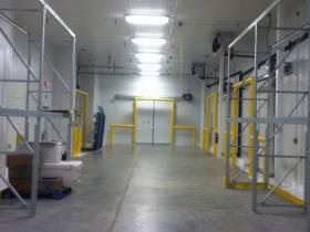 Cold storage area
