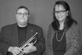Gary Gazaway and Lisa Ahia