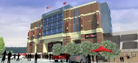 New Centennial Bank pic.  Both pictures courtesy of Arkansas State University.