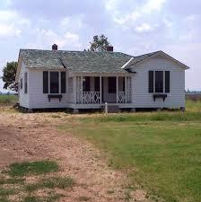 Johnny Cash's Boyhood Home in Dyess