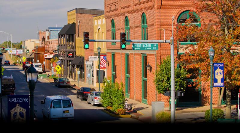 Downtown Jonesboro