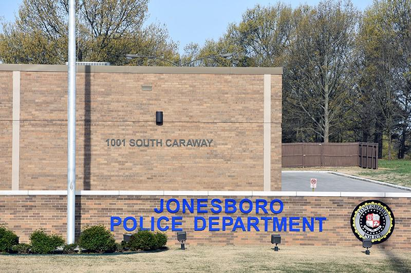 File photo of the Jonesboro Police Department
