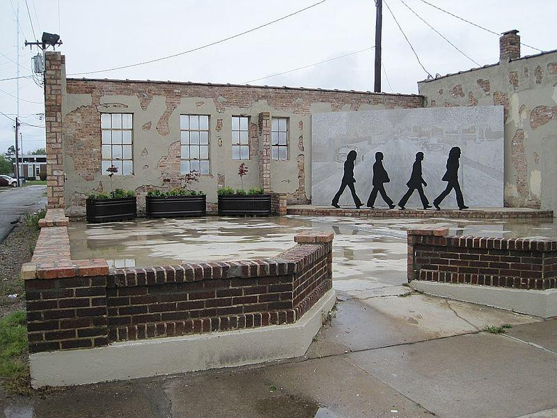 Beatles Park in Walnut Ridge, Arkansas