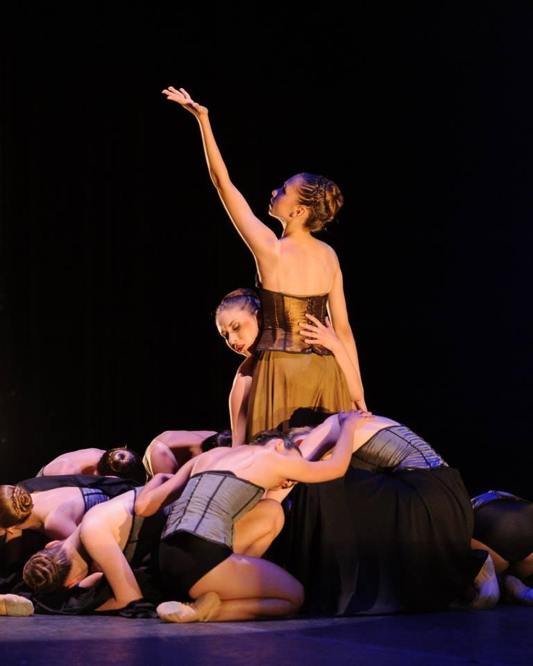 All That Is, performed by Ballet Yuma at Regional Dance America
