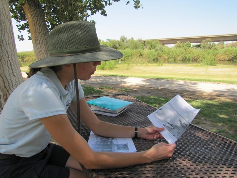 Park Ranger Tammy Snook