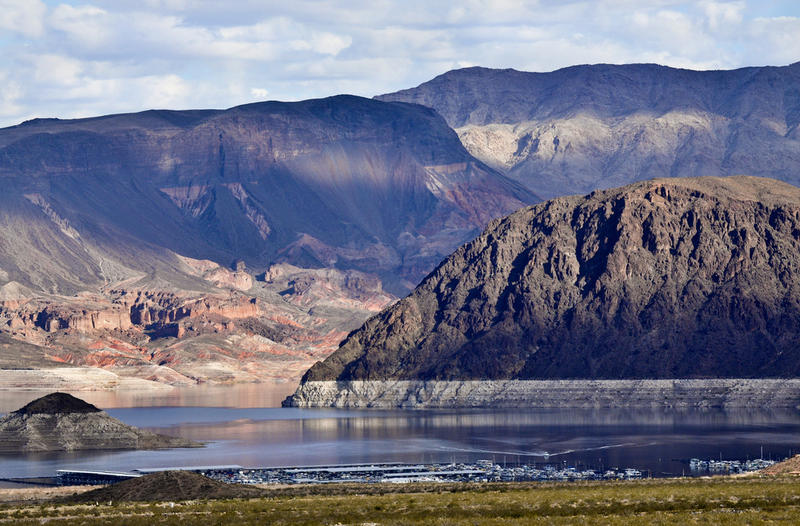 Boulder Basin at Lake Mead