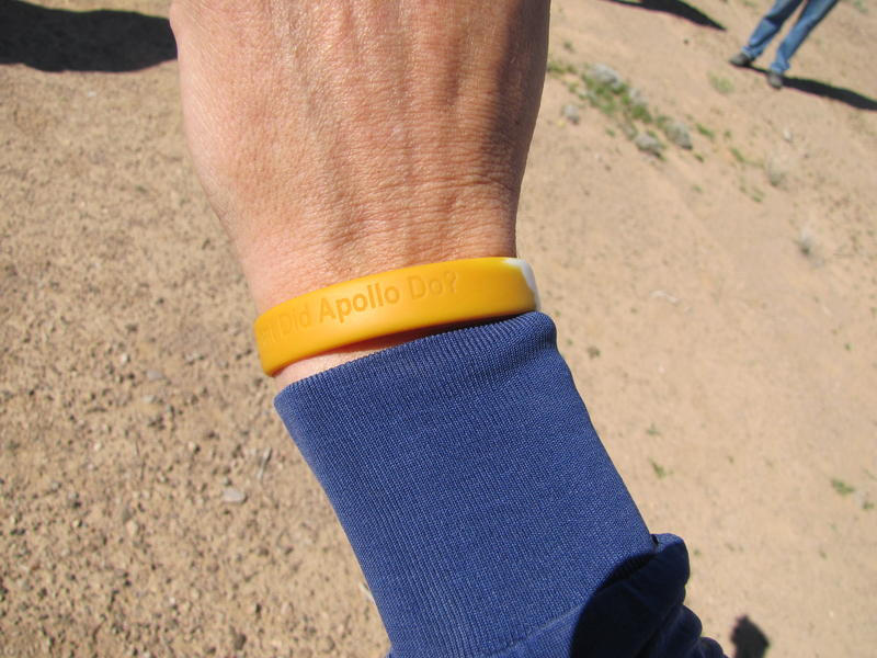 Koki Machin's wristband: What Did Apollo Do?