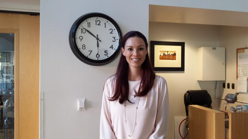 Stephanie Layton with Arizona Public Service