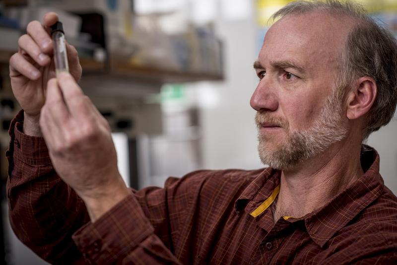 Loren Buck, Professor of Biological Sciences