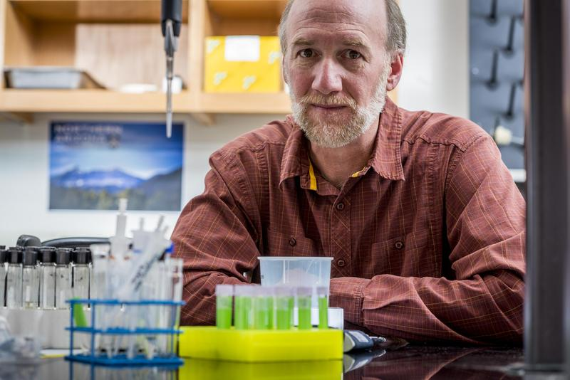 Loren Buck, Professor of Biological Sciences