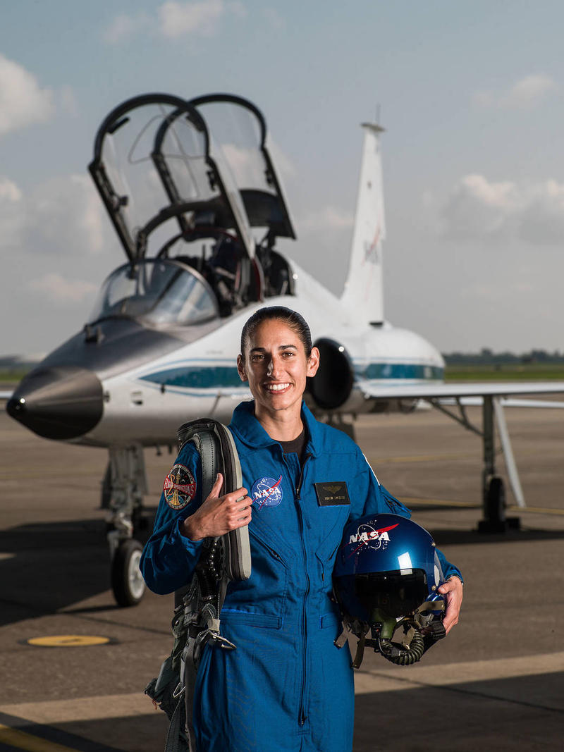 Major Jasmin Moghbeli, NASA Astronaut Candidate