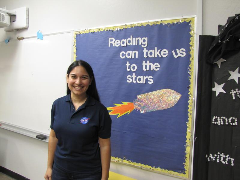 Rosa Obregon, a NASA engineer
