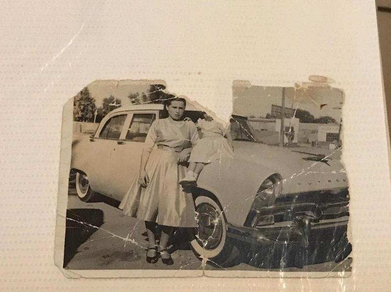 My nana moved to Los Algodones in 1957.
