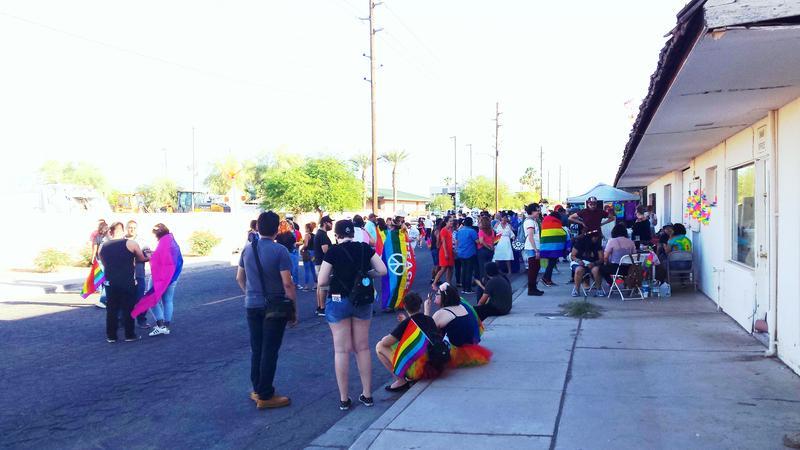 Inaugural Yuma Pride 2018