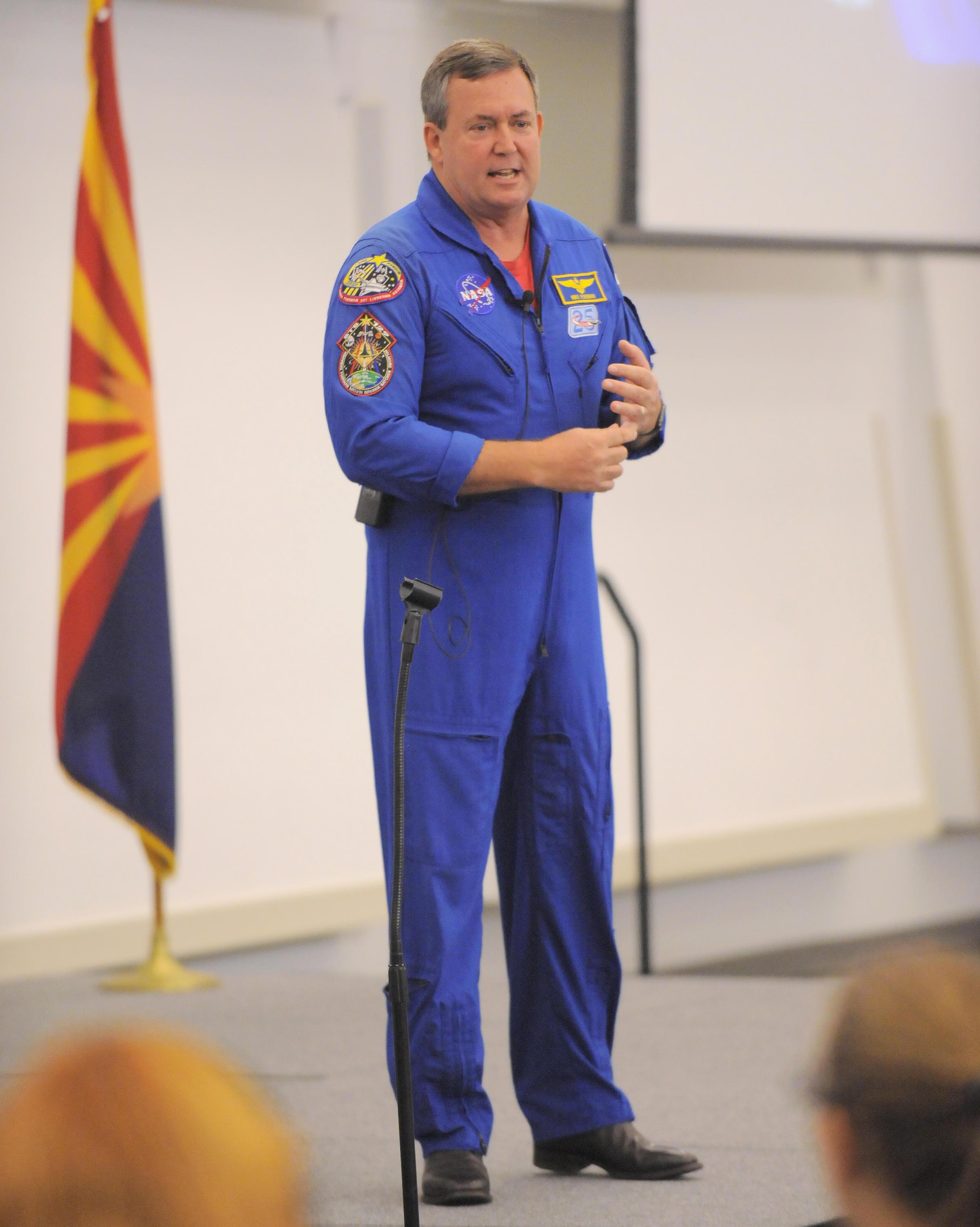 michael foreman astronaut - photo #6