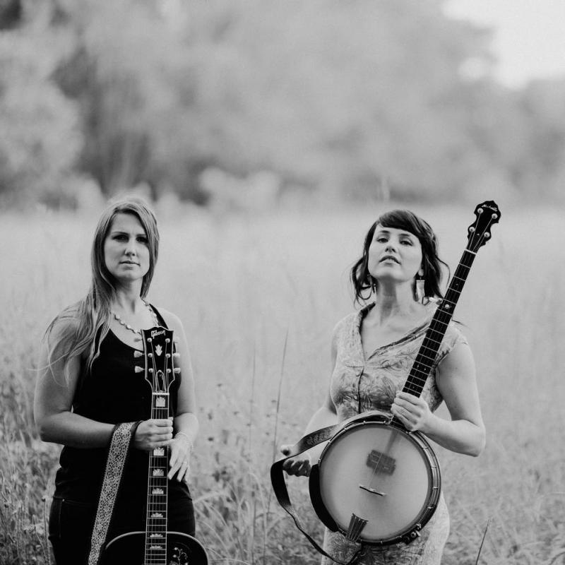 Dusty Heart in April, featuring Barbara Jean and Molly Dean