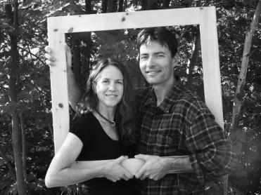 Brian and Andrea Strom