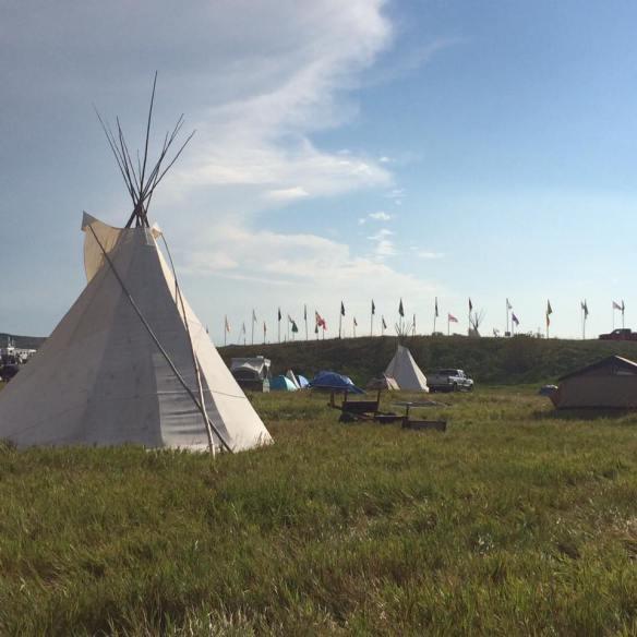 Standing Rock, Summer 2016