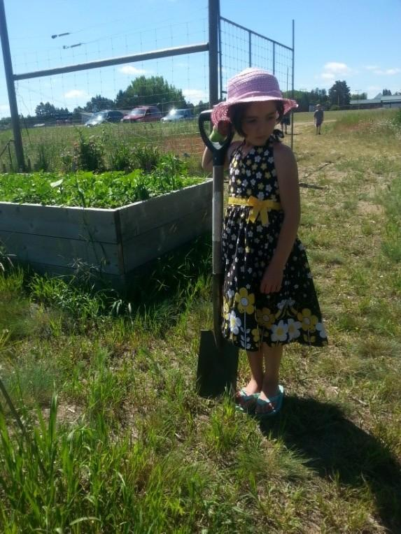 Gardening for all ages in Pine River
