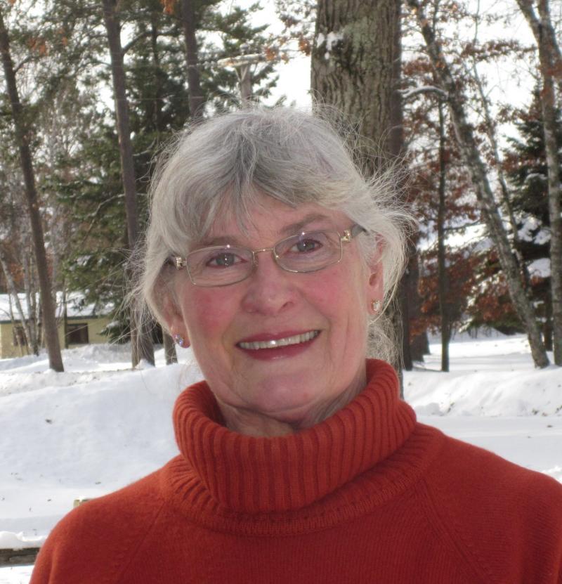 Master Gardener JoAnn Weaver