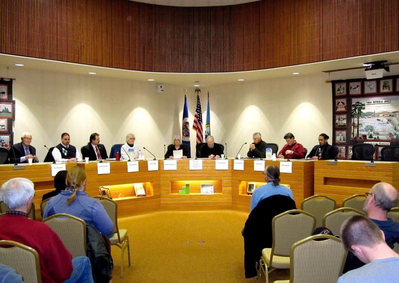 Ward 4 Candidate Forum at Bemidji City Hall