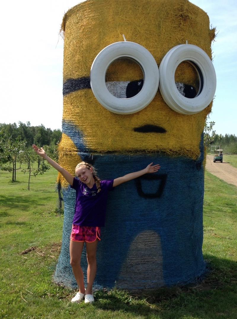 mighty big minion