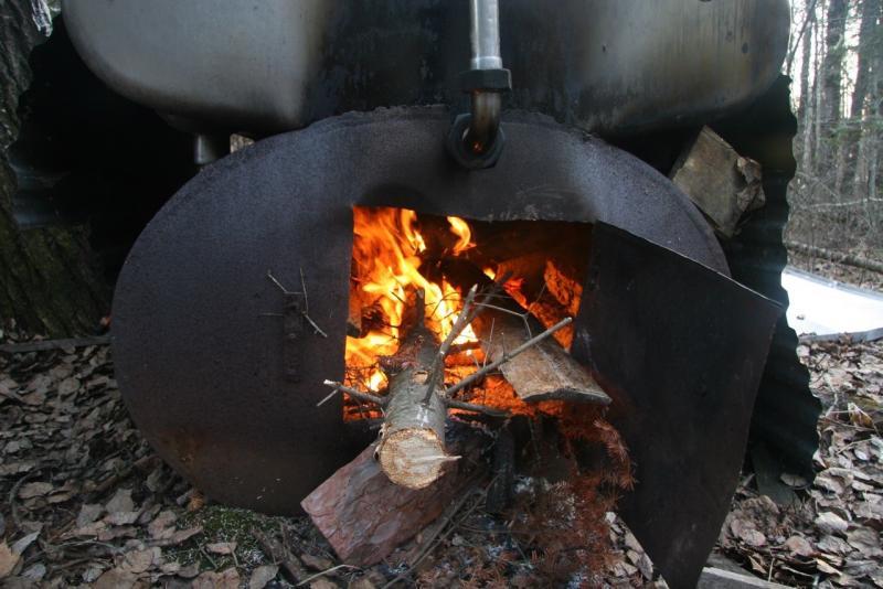 Cook fire