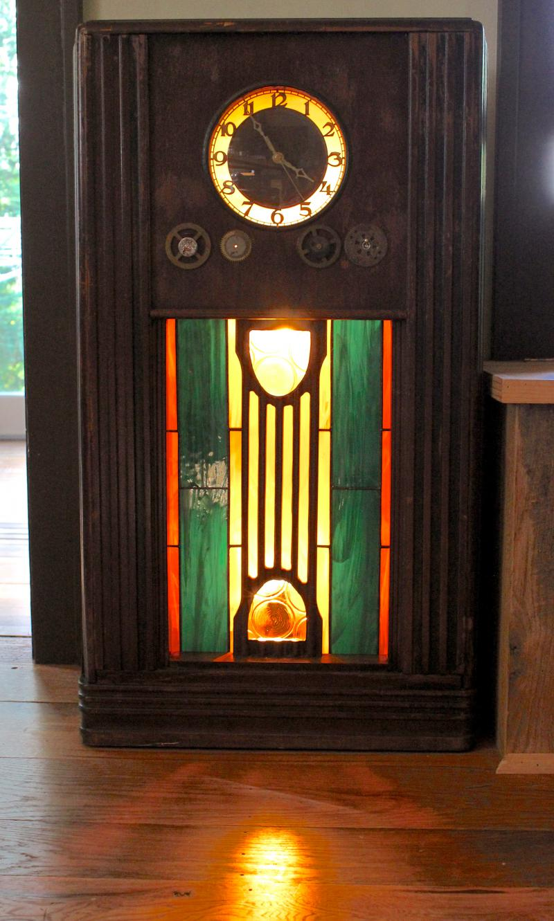 Stained Glass Radio