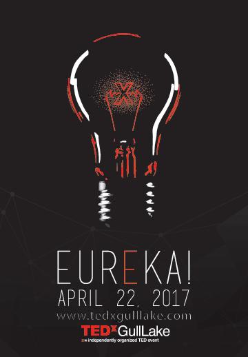 Eureka!  TEDx Gull Lake