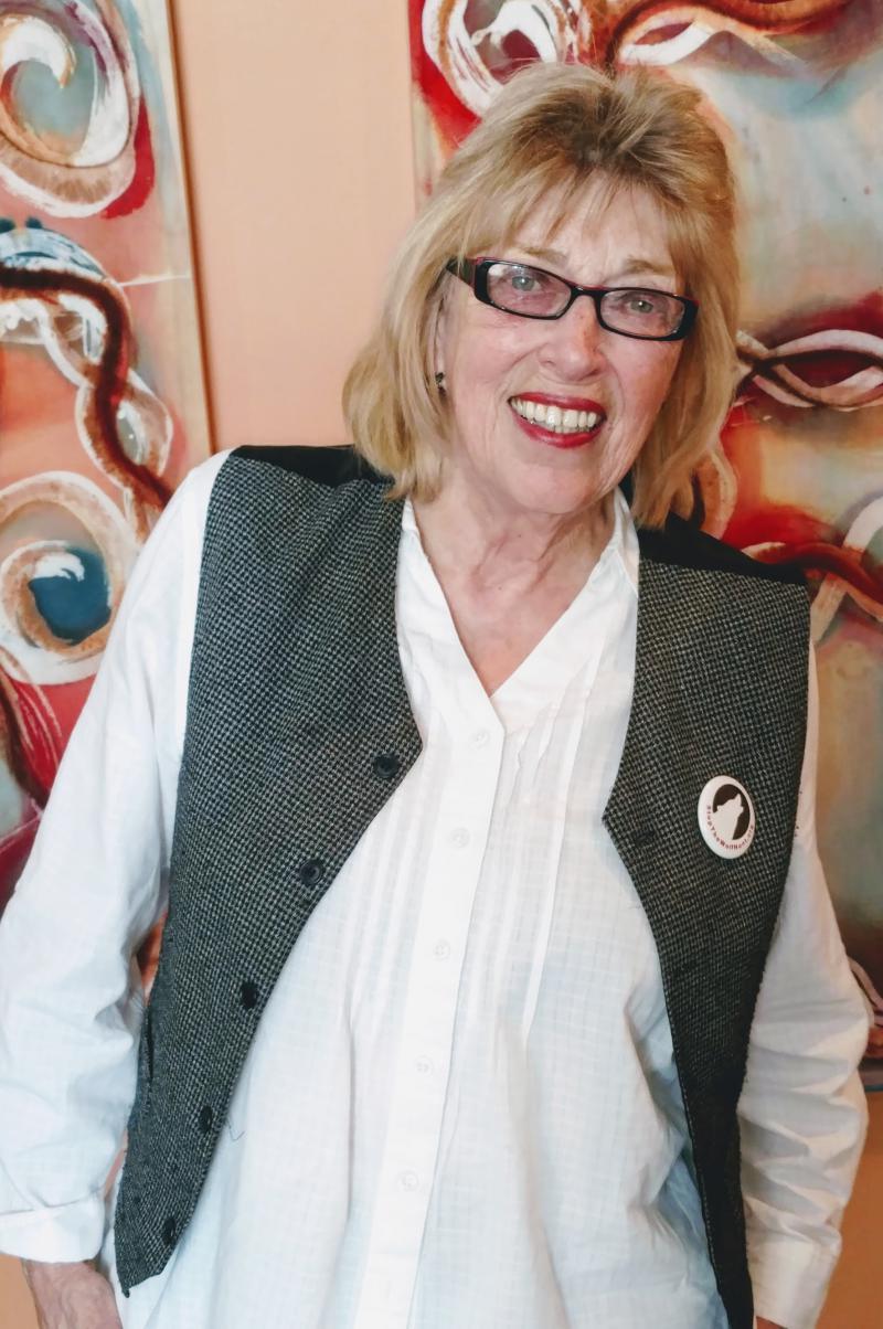 Joanna Dymond