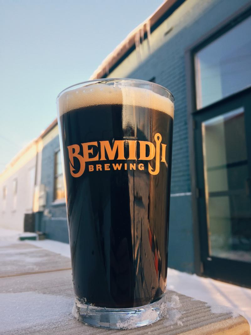 Bemidji Brewing's new Holiday Ale
