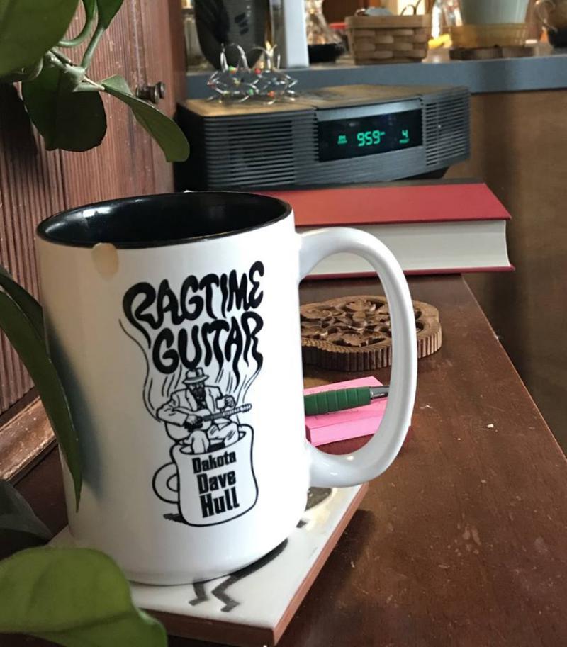 Kristi's radio!